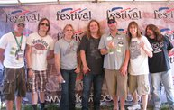 Repost :: Tesla Meet-Greet at Rock USA 9