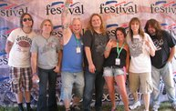 Repost :: Tesla Meet-Greet at Rock USA 26