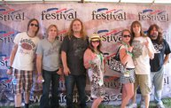 Repost :: Tesla Meet-Greet at Rock USA 25