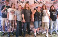 Repost :: Tesla Meet-Greet at Rock USA 24