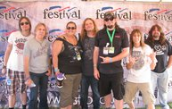 Repost :: Tesla Meet-Greet at Rock USA 23