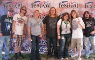 Repost :: Tesla Meet-Greet at Rock USA 21