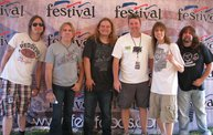 Repost :: Tesla Meet-Greet at Rock USA 27