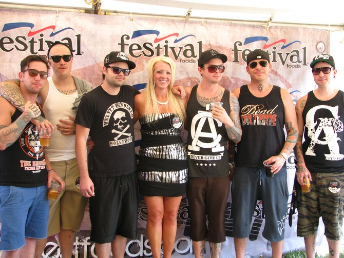 Hollywood Undead Meet and Greet