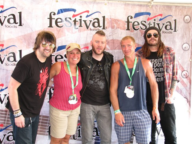 Seether Meet and Greet