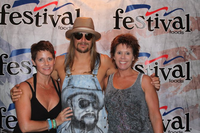 Kid Rock Meet and Greet