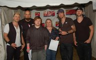 Q106 & Three Days Grace Meet & Greet (7-14-21) 14