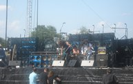 Q106 at the Thrills In The Irish Hills (7-13-20) 10