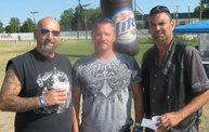 Q106 at the Thrills In The Irish Hills (7-13-20) 5