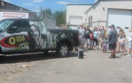 Q106 at U Pull and Save (7-11-12) 3