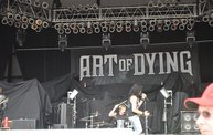 Rock Fest 2012 - Art of Dying 1
