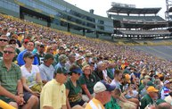 WTAQ Photo Coverage of the 2012 Packers Shareholder Meeting 16