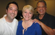 Alison Arngrim (Nellie Oleson from Little House) with Maino & Nick 12