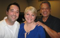 Alison Arngrim (Nellie Oleson from Little House) with Maino & Nick: Cover Image