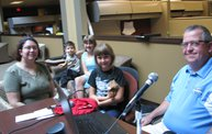 WTAQ Radiothon for Families of Children With Cancer 1