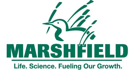 New Marshfield City logo and slogan