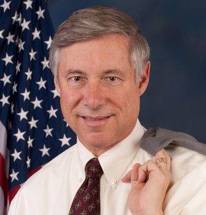 Congressman Fred Upton, (R) St. Joseph