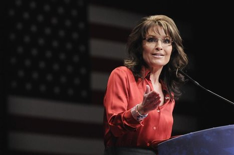 Former Alaska Governor Sarah Palin speaks to the American Conservative Union's annual Conservative Political Action Conference (CPAC) in Was