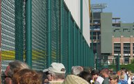 Following Mark Daniels at Packers Training Camp 20