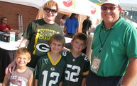 Following Mark Daniels at Packers Training Camp 5