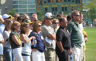 Following Mark Daniels at Packers Training Camp 6
