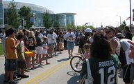 Following Mark Daniels at Packers Training Camp 30