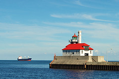 Duluth Entry Lighthouse
