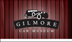 The Gilmore Car Museum is in Hickory Corners