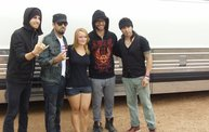 Pop Evil at the Wisconsin Valley Fair 18