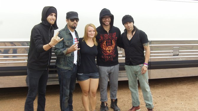 Pop Evil Meet & Greet