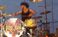 Pop Evil at the Wisconsin Valley Fair 5