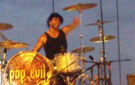 Pop Evil at the Wisconsin Valley Fair 19