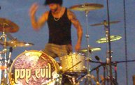 Pop Evil at the Wisconsin Valley Fair 4