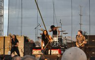 Pop Evil at the Wisconsin Valley Fair 1