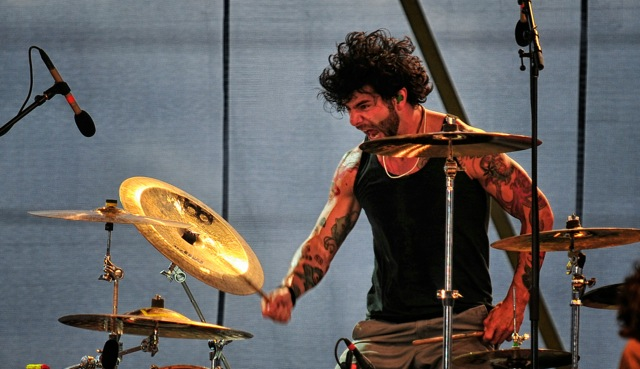 Chachi Riot of Pop Evil