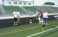Rich Bessert Football Camp For Kids 2012 10