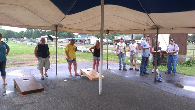 Bean Bag Toss Tournament