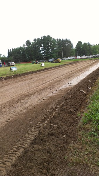 Tractor Pull Track