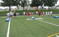 Rich Bessert Football Camp For Kids 2012 27