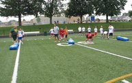 Rich Bessert Football Camp For Kids 2012 26