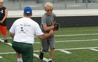 Rich Bessert Football Camp For Kids 2012 11