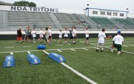 Rich Bessert Football Camp For Kids 2012 9