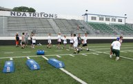 Rich Bessert Football Camp For Kids 2012 8