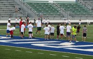 Rich Bessert Football Camp For Kids 2012 5