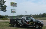 Q106 at Big Green Tomato (8-2-12) 4