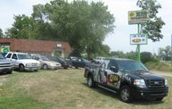 Q106 at Big Green Tomato (8-2-12) 3