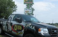 Q106 at Big Green Tomato (8-2-12) 2