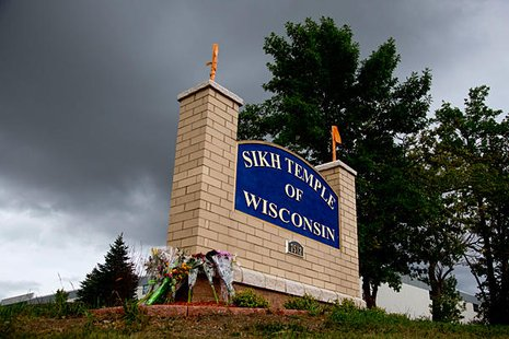 Sikh Temple in Oak Creek