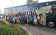 WHBL Listeners Head To The Brewer Game 1