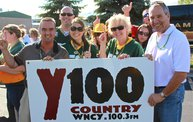 Y100 Tailgate Party at Brett Favre's Steakhouse :: Preseason vs. Browns 8